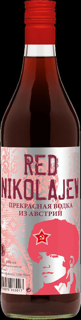Red Nikolajew - Gautier-Mückstein